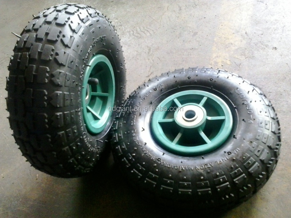 10 inch Wheel Tire for Hand Trolley Wheel