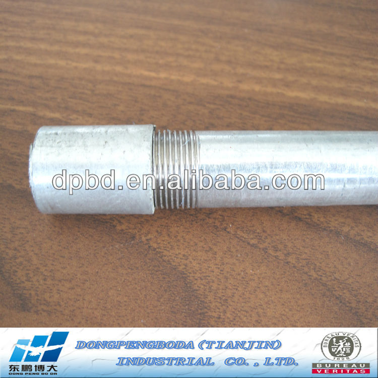 Top 3 UL6 ANSI C80.1 hot dip galvanized electrical rsc conduit with ul listed