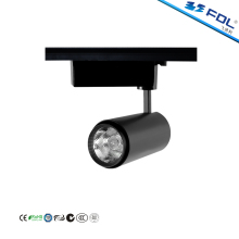 No Flickering 1900lm Dimmable Dali 3000K - 6500K 30W COB LED Track light