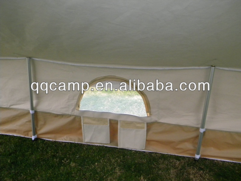 Customized Double Layer winter Canvas family tent cotton