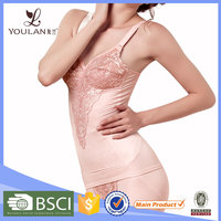 Lace Bodysuit Waist Training Wholesale sexy silicone girdle