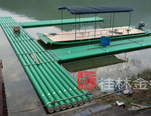 Factory supplier PVC Pipe types Row boat with manual and electric