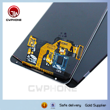 China wholesale price for samsung note 3 lcd n9005 lcd assembly with frame