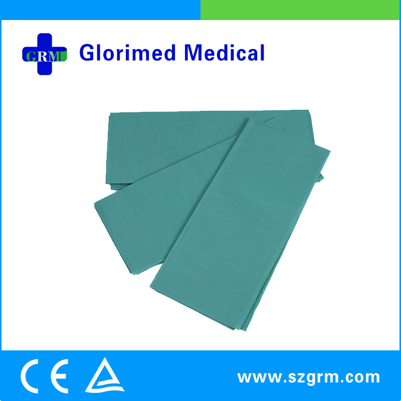 Waterproof Nonwoven Fabric Latex Free Bed Cover Sheet In Minor Procedure Kits