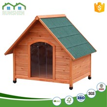 Classic Dog House Dog Kennel Roof Frame Dog Kennel Wooden