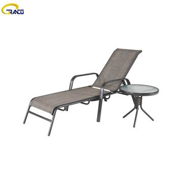 Sales promotion outdoor garden wicker daybed