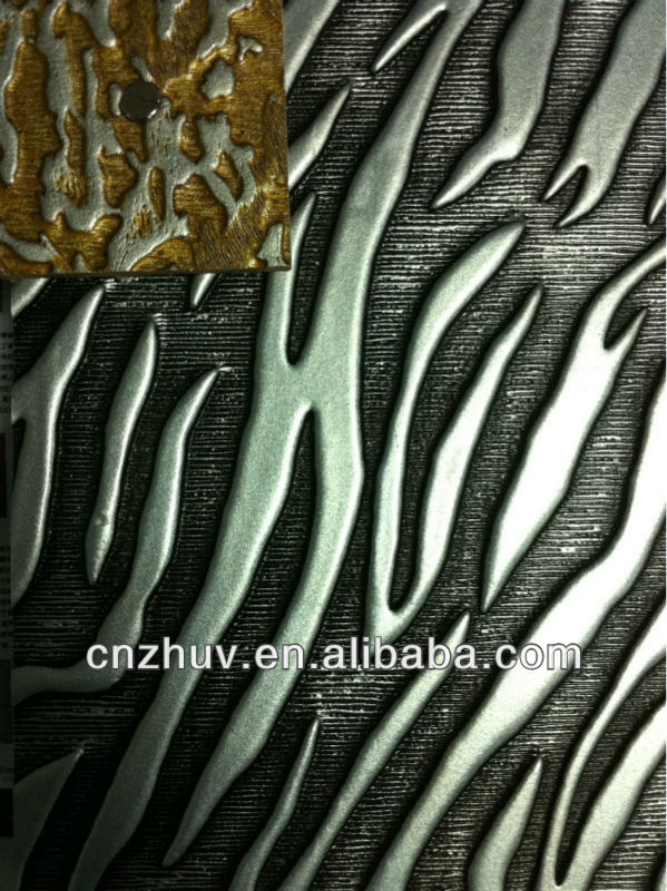 3D Panels MDF Wall Cladding Embossed Boards