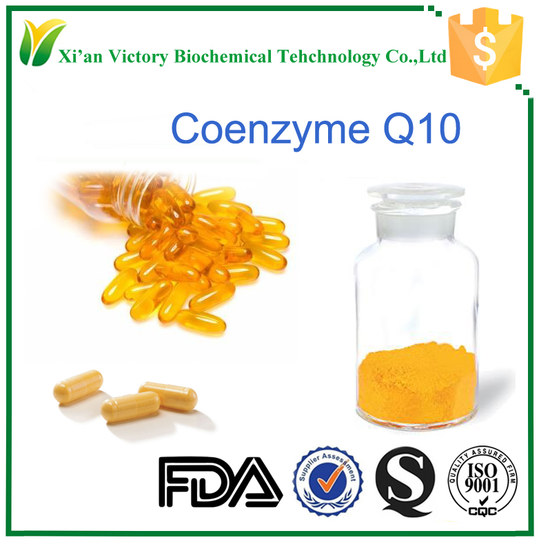100% natural coenzyme q10 98% water soluble