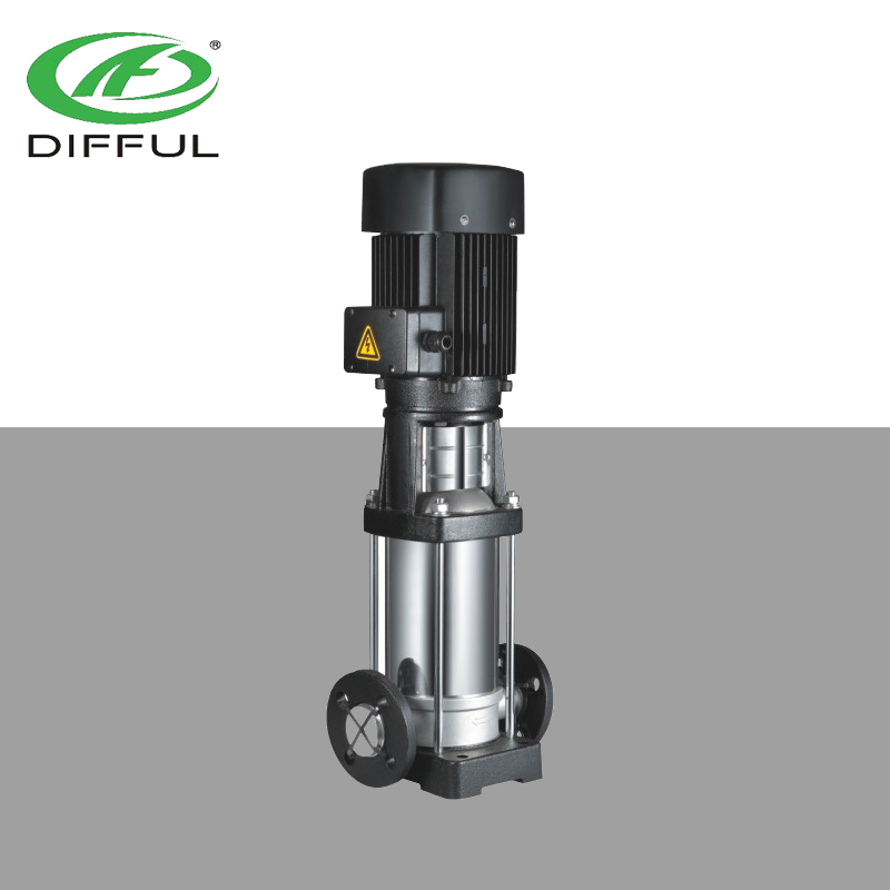 2HP Water Pump Price Vertical Multistage Centrifugal Pump
