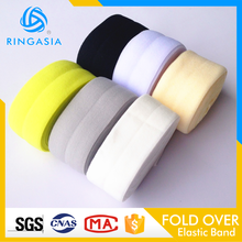 Fold Over Elastic - 5/8 Inch Fold Over Elastic High Quality Elastic Rubber Elastic band