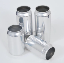 12oz 16oz Metal Aluminum Beer Can Beverage Can with Can Lid 202 Dia
