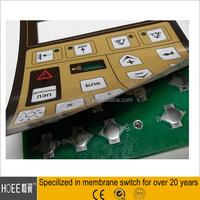 Rigid PCB,SMT PCBA, SMT PCBA with membrane switch assembly one-stop service