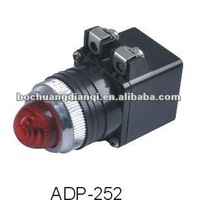 signal light indicator lights mini 24v LED pilot light