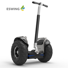 Two wheel off road freegoing electric balance scooter with handle bar