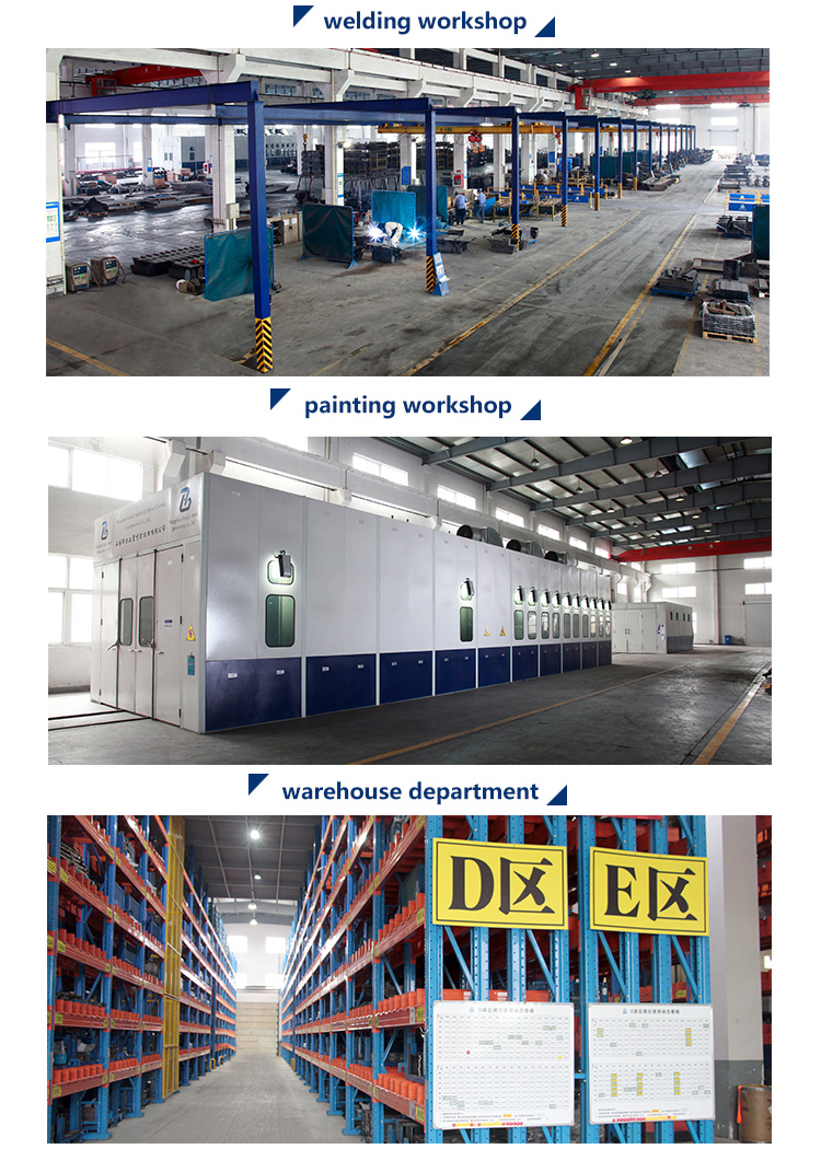China Construction Machinery Fabrication Parts