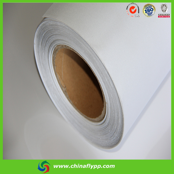 pvc cold lamination film for dye ink base material