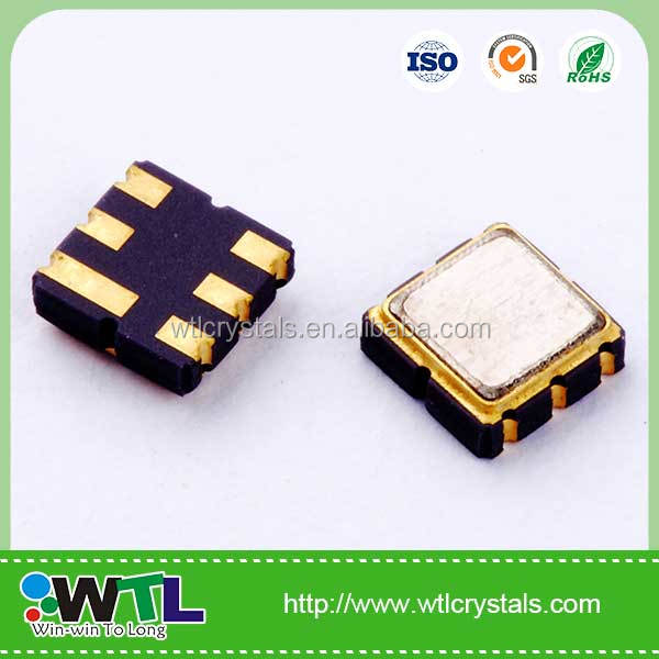 Surface Acoustic Wave (SAW) Filters 815.5MHz 3.0*3.0mm IF SMD SAW Filters for CDMA Saw Devices