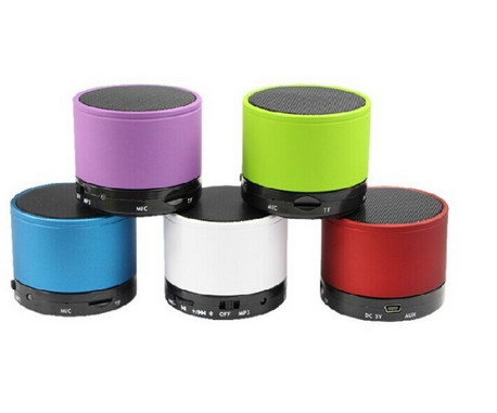 New fashion Rechargeable portable S10 bluetooth speaker Mini speaker, s10 Portable speaker, cheap s10 wireless mini speaker