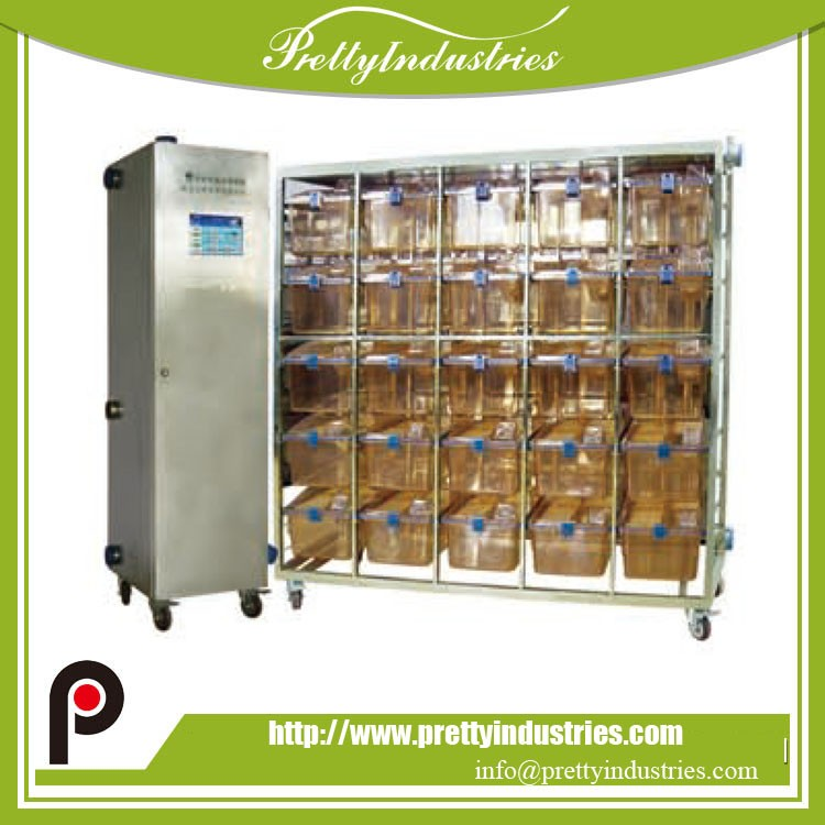 High quality IVC system laboratory rat cages