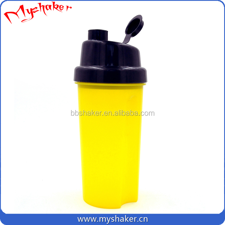 MY-K25 Botella de la coctelera joyshaker marca water bottle in alibaba