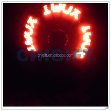 Wedding Hand Fans LED Fan Light