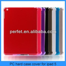 Factory price wholesale accessory for ipad 5 pc case ipad accessories new arrival