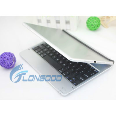 Stylish Ultra Slim Alumnium Bluetooth Keyboard For iPad Air