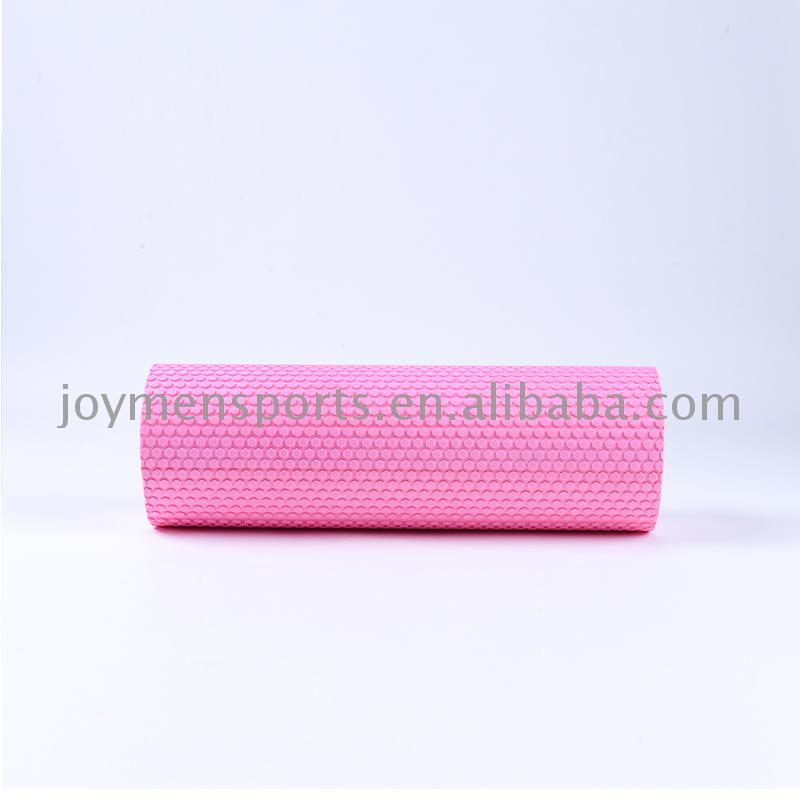 best selling EVA Yoga Fitness Training Pilates Massage Point Gym Exercise Foam Roller made in China