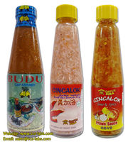 Shrimp Sauce (Cincalok) & Fish Sauce (Budu)