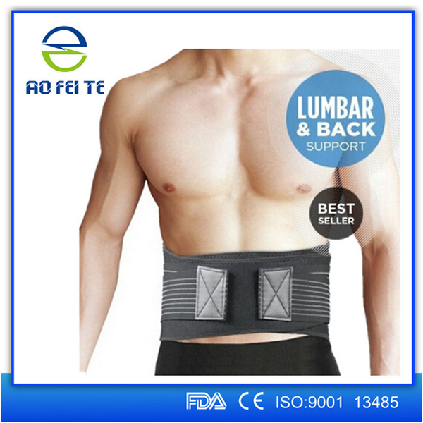 new design waist corset Body Slimming Neoprene Waist Trimmer Loss Weight Back Pain Relief Lumbar Support Belt