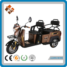 environment friendly battery 3 wheeler electric disabled trike
