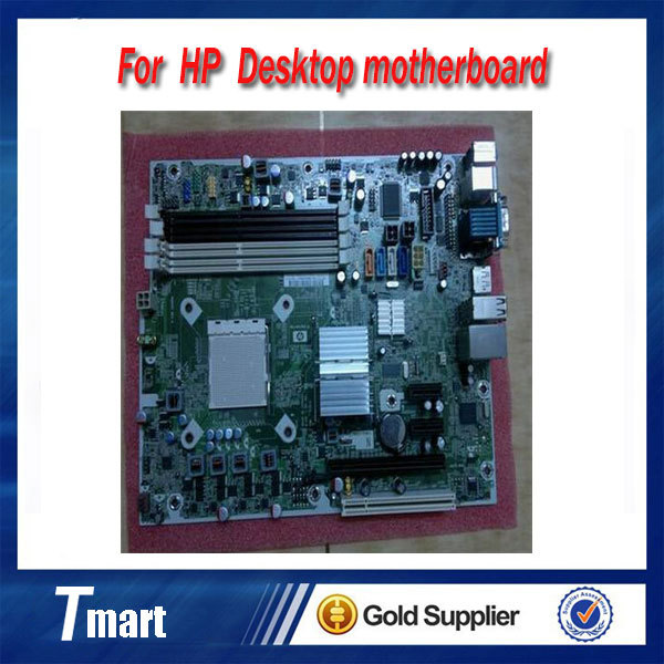 For HP COMPAQ 6005 PRO desktop Motherboard 531966-001 503335-001 AMD 100% working