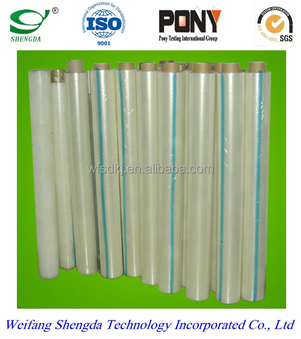 China Good Quality Carpet Protective Film/ Blue Color Carpet Protection Film