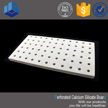 100% non asbestos perforated calcium silicate board