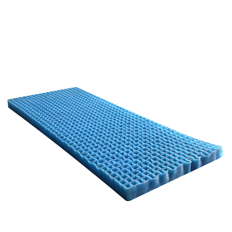 TPE Gel Air Cooling Foldable Bed Mattress Breathable Gel Mattress Pads From Shenzhen Leadfar Factory - Jozy Mattress | Jozy.net