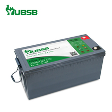 new design cheap price lead acid deep cycle exide battery 12v 220ah