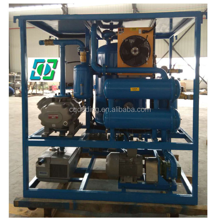 ZYD Double Stage Vacuum Used Transformer Oil Purifier for transformer oil