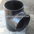 1/4''-48'' ASTM seamless carbon steel equal tee