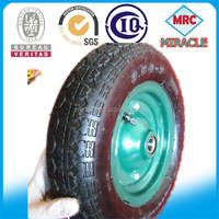 high quality 350-7 inflatable wheel for turkey market