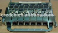 Cisco NM-8AM network card 8 Port Analog Modem Network Module With V.92