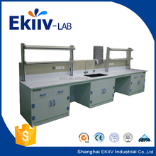 PP Material alkali resistance science school laboratory equipment furniture