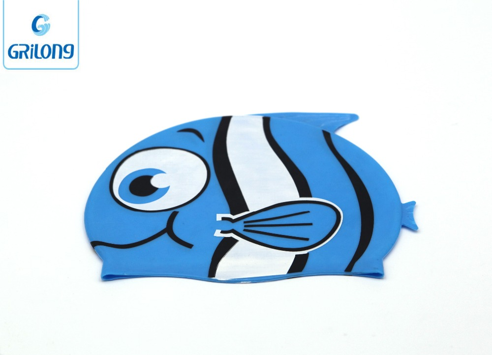 super quality silicone swimmers cap Summer Diving Promotional Custom Printed Swimming Caps