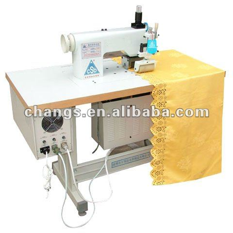 ultrasonic synthetic bag sewing welding machine fabric sealing welding