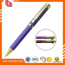 Discount big promotion Special exam metal multi color ink pens
