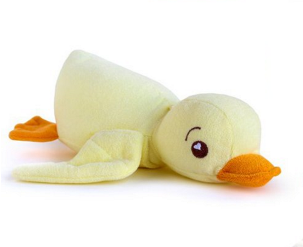 yellow Duck plush bath toy stuffed animal shower toys for kids