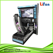 video game arcade coin operated motorbike racing game machine for game center