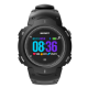 2018 New Design IP68 Professional Sports Smart Watch, High Quality Heartrate Monitor Pedometer Changeable TPU Strap Smart Watch