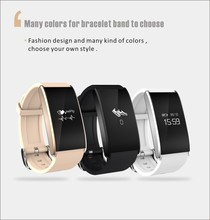 2017 Smart Gadgets A58 Smart Wristband Pedometer Bluetooth 4.0 Smart sport fitness bracelet