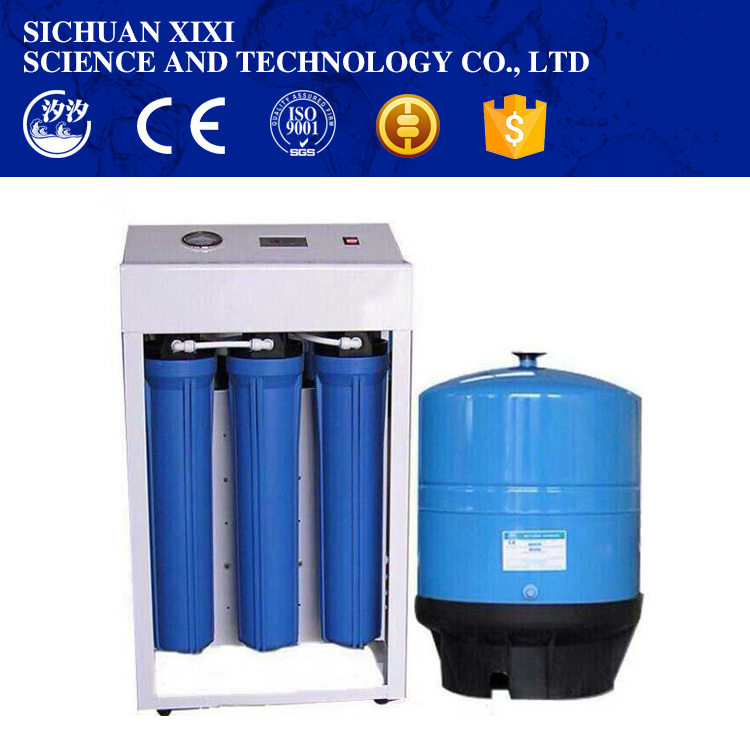 Sales promotion cheap full auto 75GPD home drinking water filter system