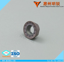 ISO standard indexable type of carbide cutter indexable face milling cutters for stainless steel material from china